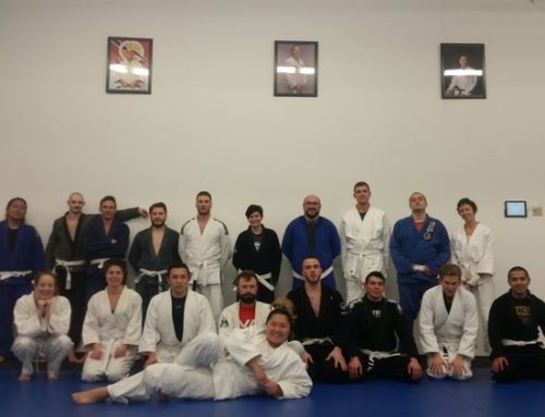 Our Martial Arts Classes are Growing