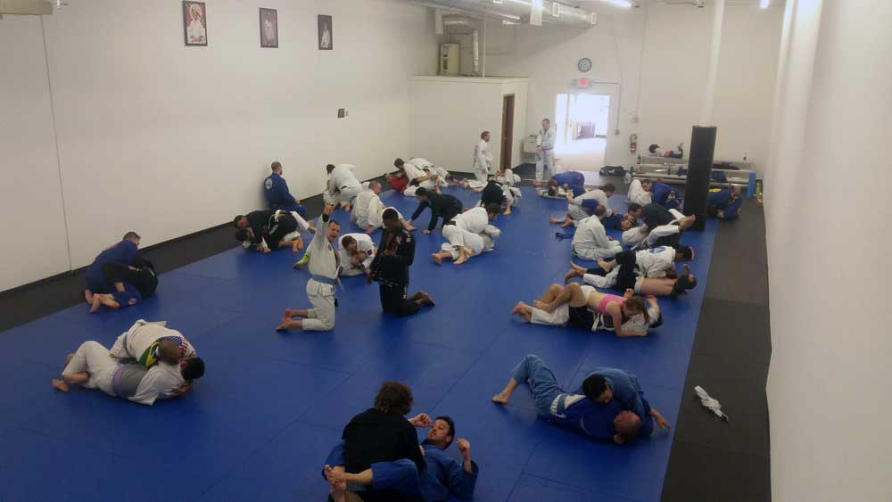 mma classes for beginners